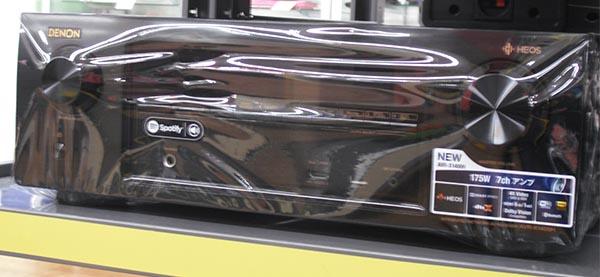 DENON AVR-X1400H AVアンプ| ハードオフ西尾店