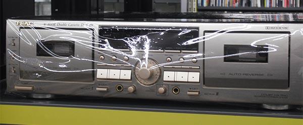 TEAC W-860R Wオートリバースカセットデッキ| ハードオフ西尾店