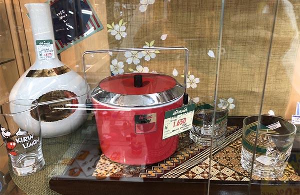 昭和のスナック風。アイスピール レトロアイテム入荷しました。| オフハウス西尾店