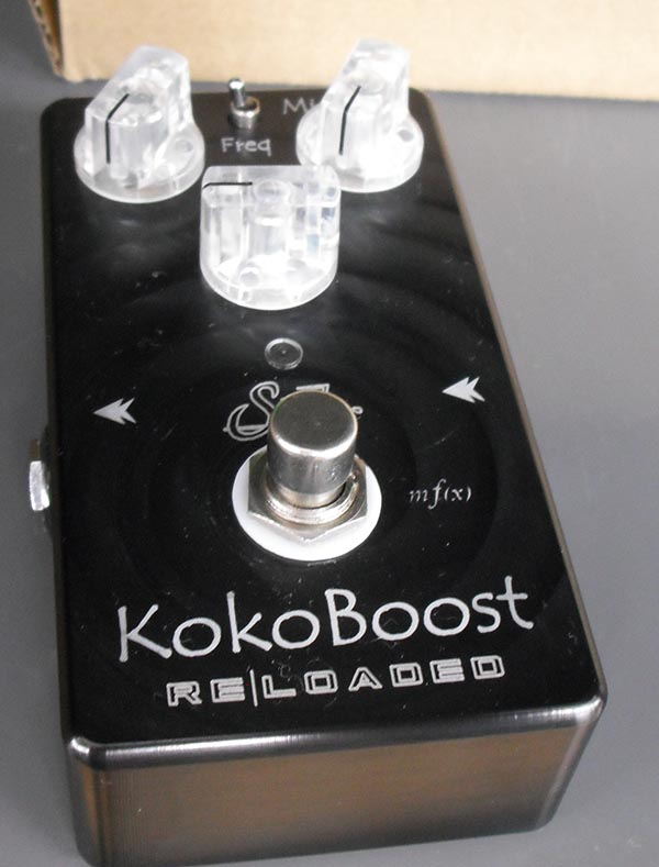 Suhr Koko Boost Reloaded ブースター| ハードオフ西尾店