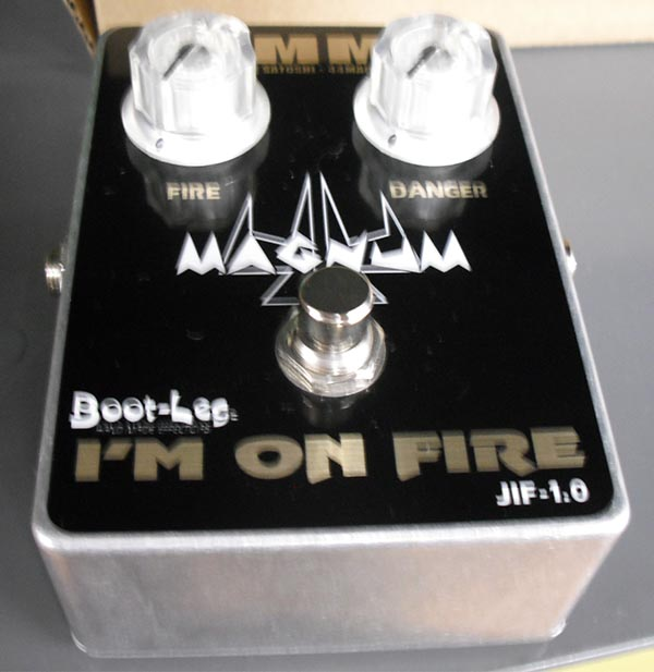 BOOT-LEG JIF-1.0(I'M ON FIRE)ブースター| ハードオフ西尾店