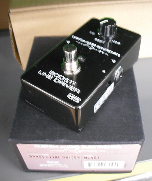 MXR MC401 ブースター| ハードオフ西尾店