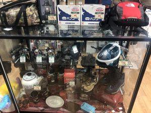 キャンプ用品 釣り具買取強化中| オフハウス西尾店