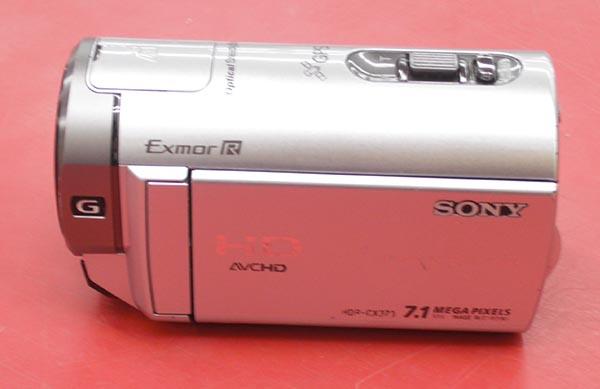 ソニー/SONY  HDR-CX370V デジタルビデオカメラ| ハードオフ西尾店