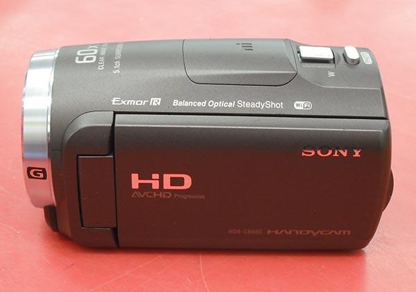 ソニー/SONY HDR-CX680 デジタルHDビデオカメラ| ハードオフ西尾店