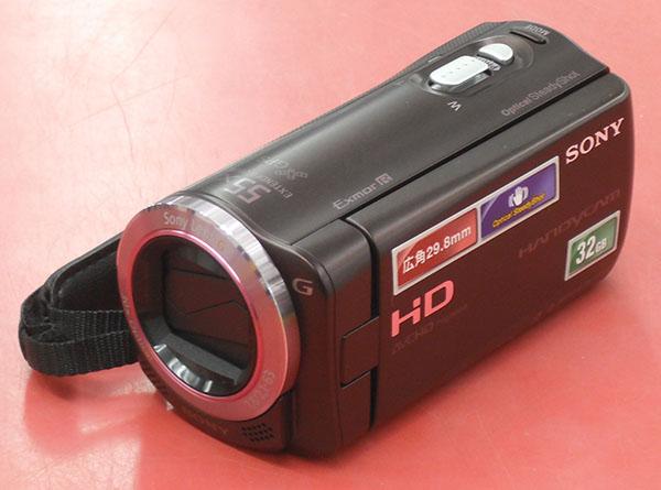 SONY HDR-CX270V デジタルビデオカメラ| ハードオフ西尾店